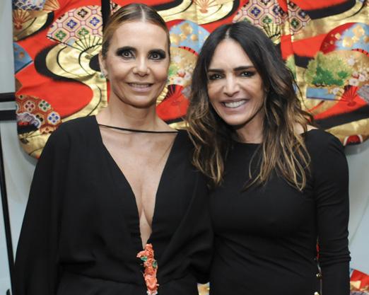 Silvia Furmanovich e Raquel Silveira