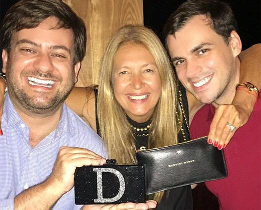 Bruno, Donata e Sandro