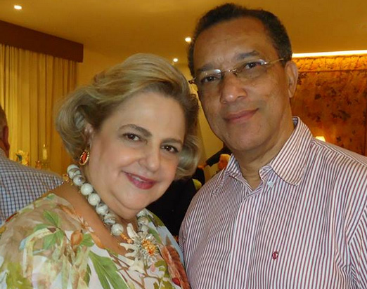 Cristina e Amaro Leandro
