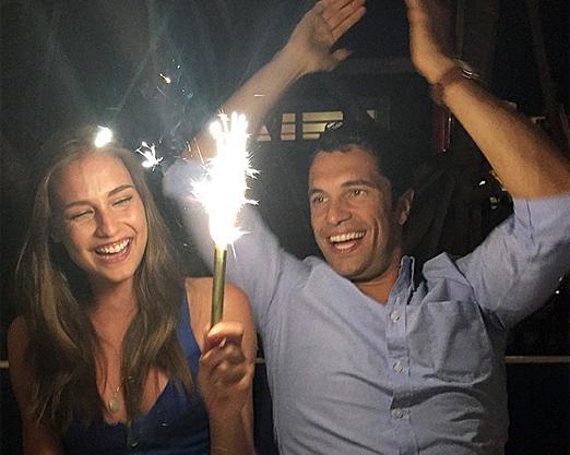 Fernanda e Flávio