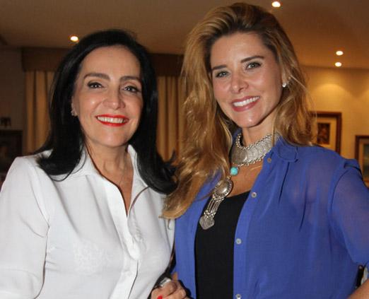 Liliana Rodriguez e Bianca Marques
