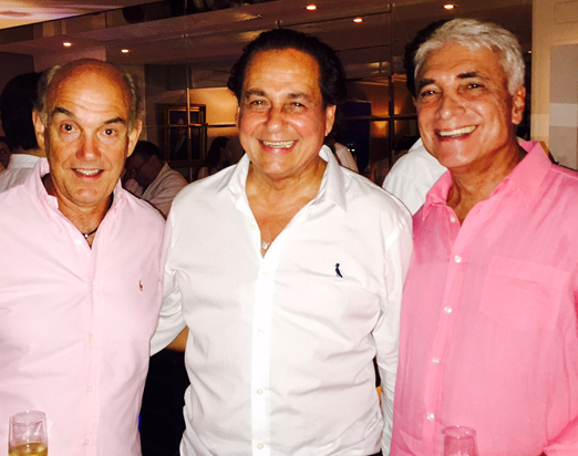Paulo, Nestor e Edmar