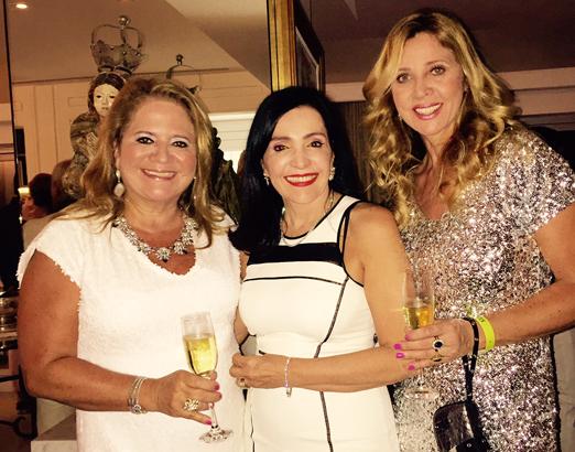 Renata, Liliana e Kátia