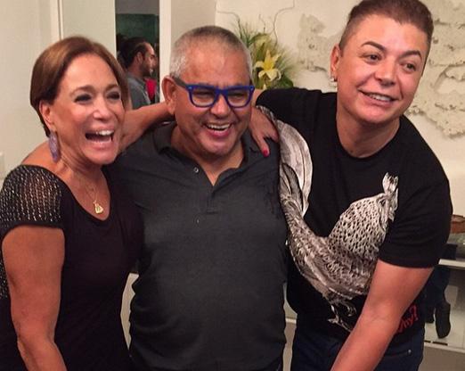 Susana, Jayder e David