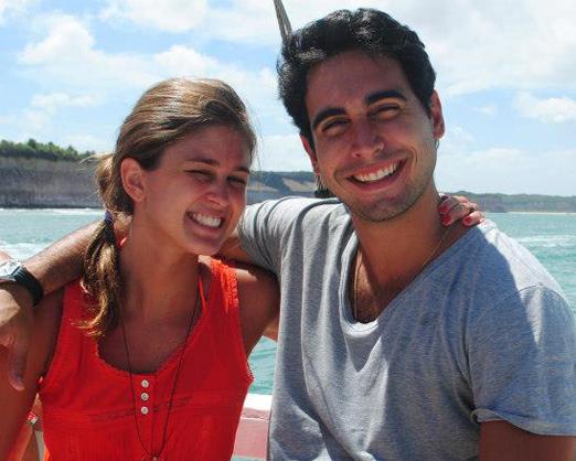 Astrid e Henrique