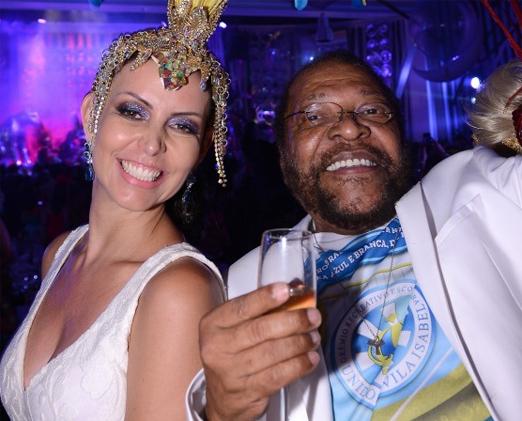 Cleo Ferreira e Martinho da Vila