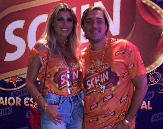 Dandynha e Vitor