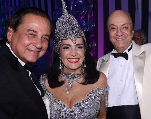Nestor, Liliana e Maurício