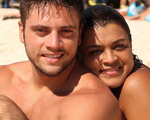 Rodrigo e Preta