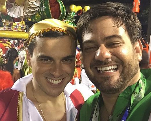 Sandro Barros e Bruno Astuto