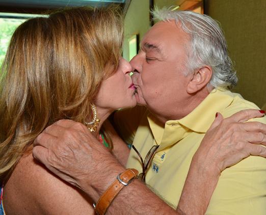 Sonia Simonsen e Antonio Henrique