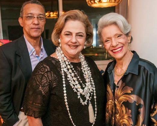 Amaro, Cristina e Lucia