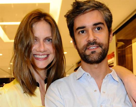Ana Claudia e Augusto