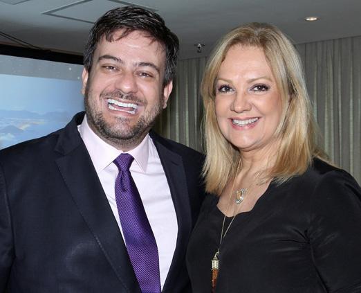 Bruno Astuto e Alda Soares
