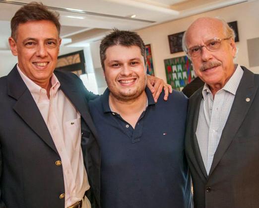 Claudio Guaranys, Claudio André e Claudio Aboim