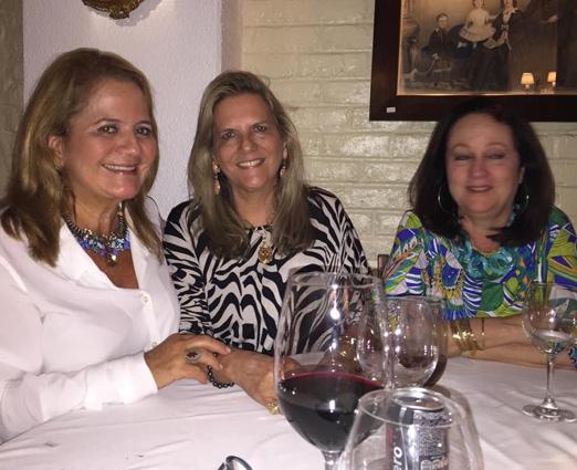 Renata, Maninha e Beth