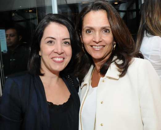 Renata e Lisa Forbes