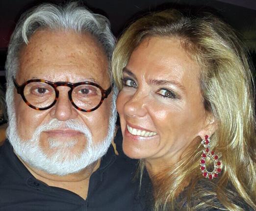 Ricardo Amaral e Márcia Veríssimo