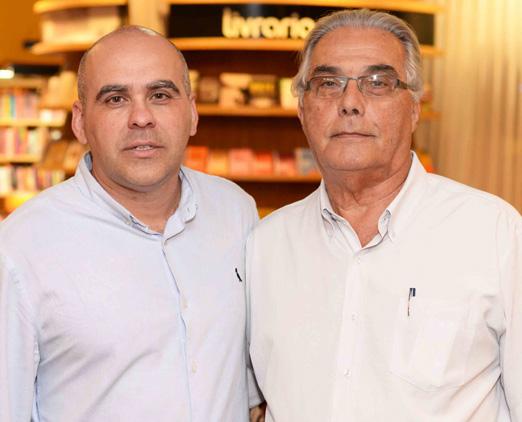 Alexandre Borges e Rubem Cesar Fernandes