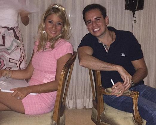 Raphaela e Pedro