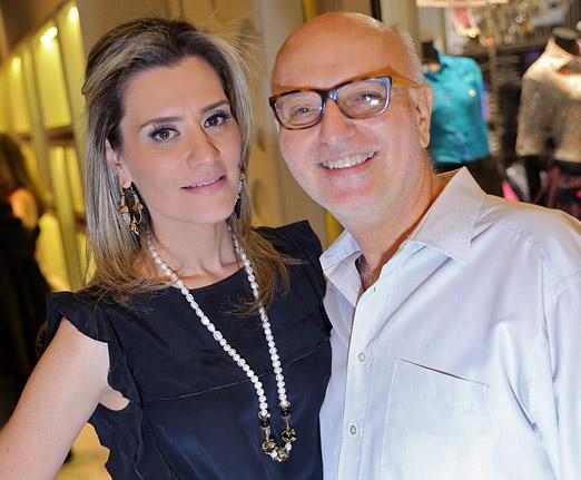 Claudia Arbex e Alberto Sabino
