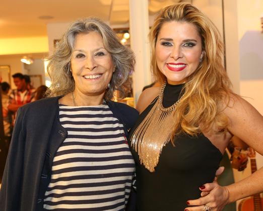 Gisella Amaral e Bianca Marques