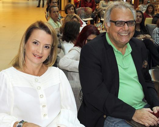 Giselle Corbellini e Franklin Toscano