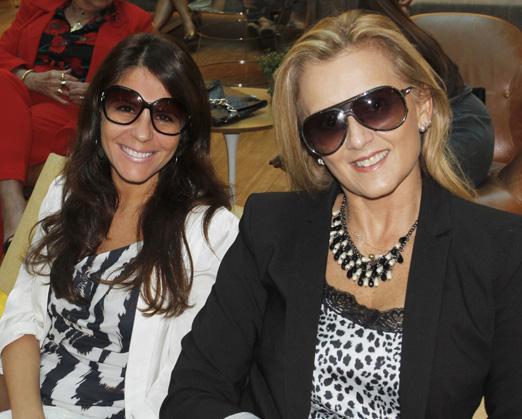 Jackie Brito e Rosana Noel