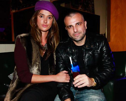 Joana Hasse e Fabio Bechepeche