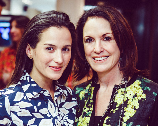 Joana Nolasco e Regina Martelli