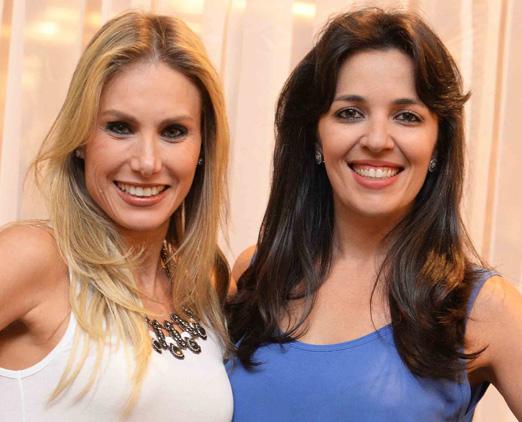 Leticia Levy e Mariana Cavalcante