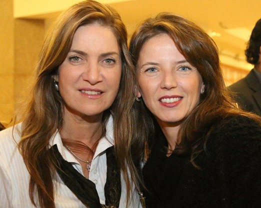 Marina Klink e Ana Paula Gatti
