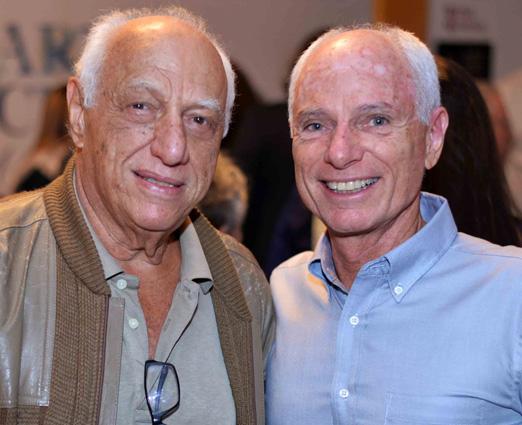 José Britz e Alexandre Ibitinga