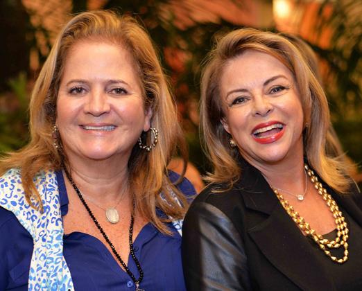 Renata Fraga e Sueli Bedran