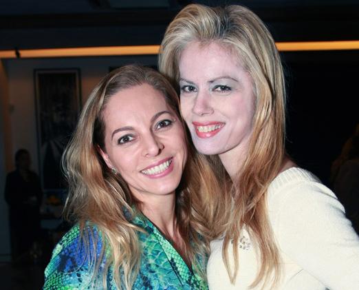 Fabiola David e Giovanna Priolli net