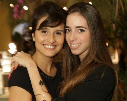 Fernanda Colaço e Antonia Monnerat