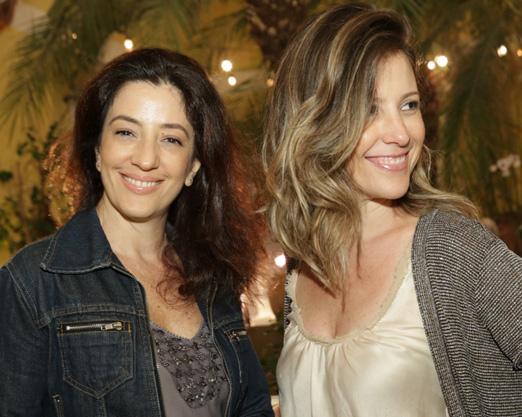 Flavia Annunziato e Daniela Bechara