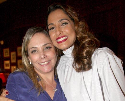 Heloísa Périssé e Camila Pitanga