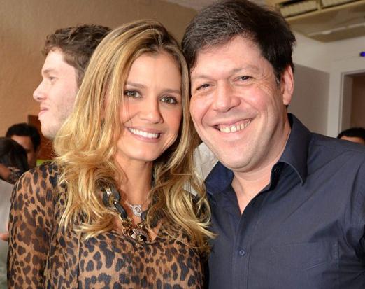 Patricia e Evaristo de Moraes
