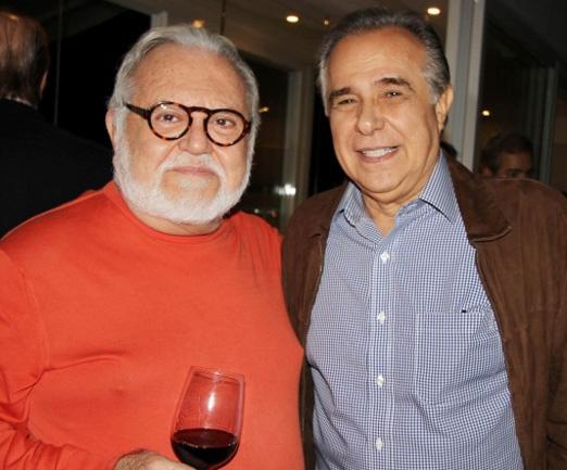 Ricardo Amaral e Roberto D´Avila