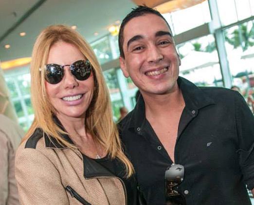 Tania Batista e Hugo Oliveira