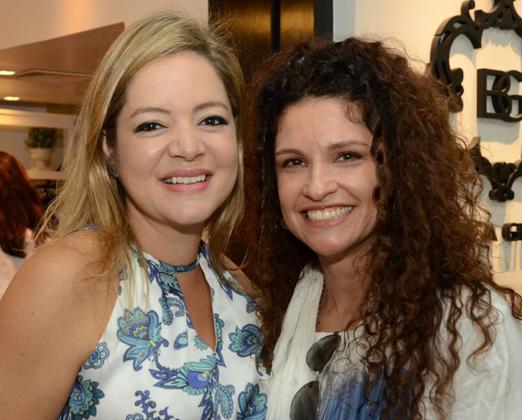 Bianca Gibbon e Patrícia Furtado