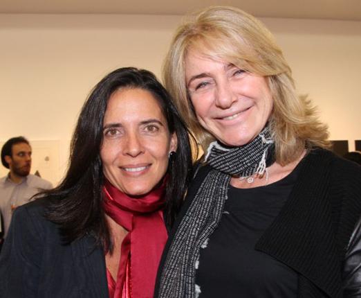 Bianka van Hoegaerden e Teresa Fittipaldi