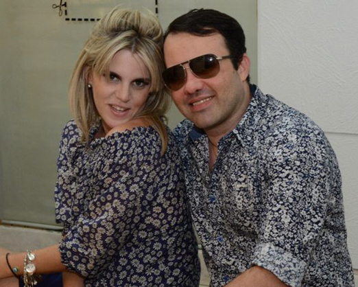 DJ Scarlet e Gustavo Gonçalves