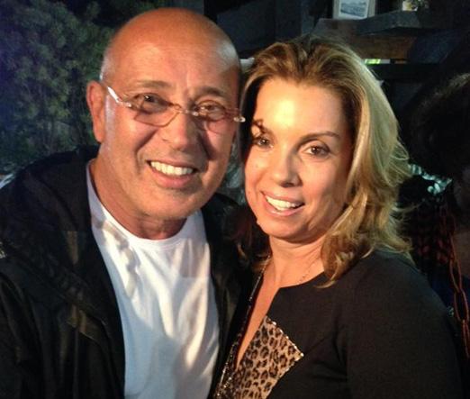 Evandro Jr e Tania Pereira