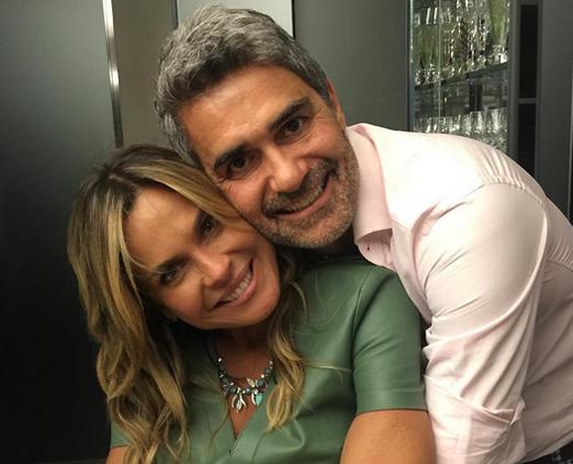 Fernanda Barbosa e Felipe Diniz