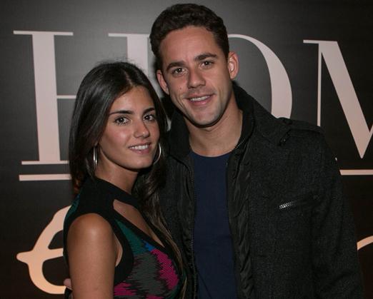 Gabriela Pauletti e Thiago Pereira