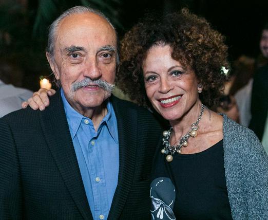 José Hugo e Maria Alice Celidônio