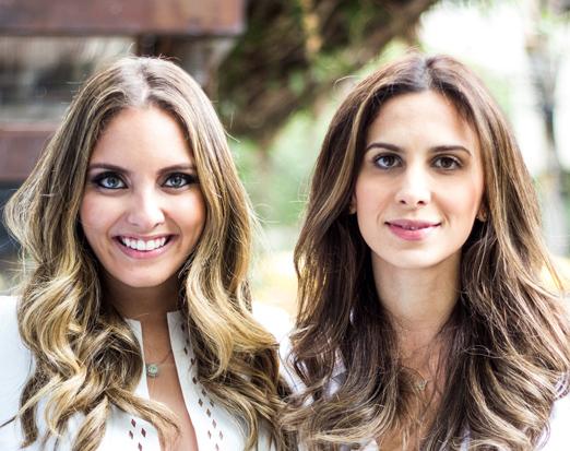Lele Saddi e Natalia Fusco