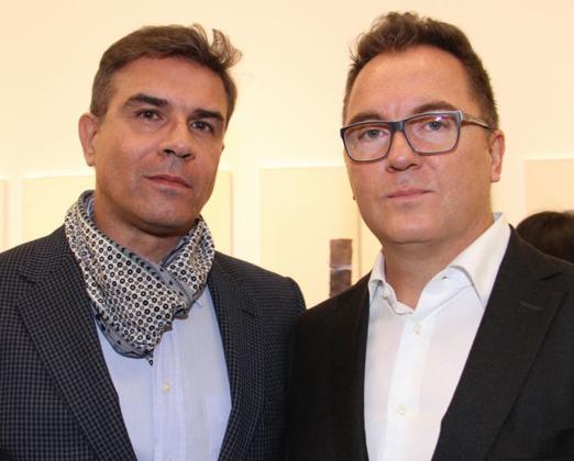 Luiz Kroeff e Rogerio Ribas
